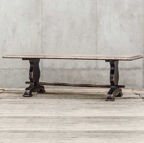 Van Thiel The Indecent Proposal Solid Walnut Dining Table