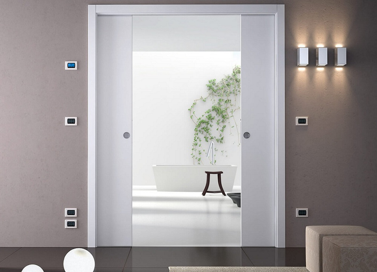 Eclisse DOUBLE WiringReady Sliding Pocket Door System