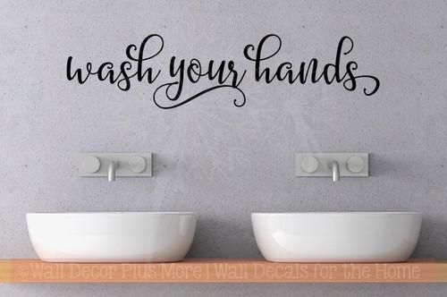 Bathroom Decor Rules