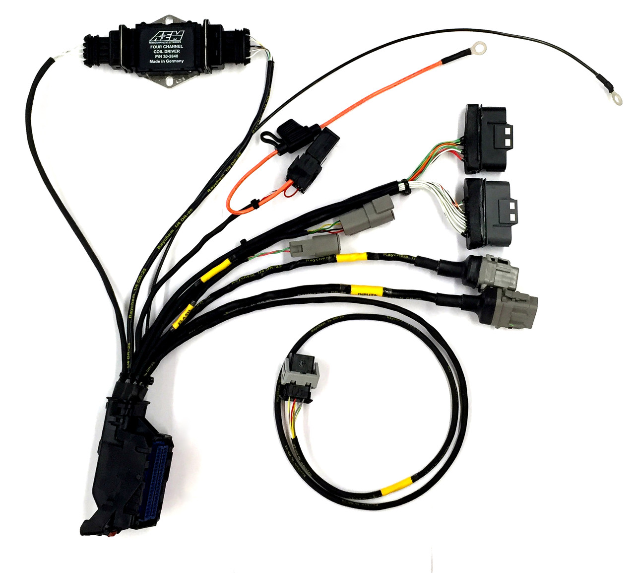 hight resolution of plug and play harness