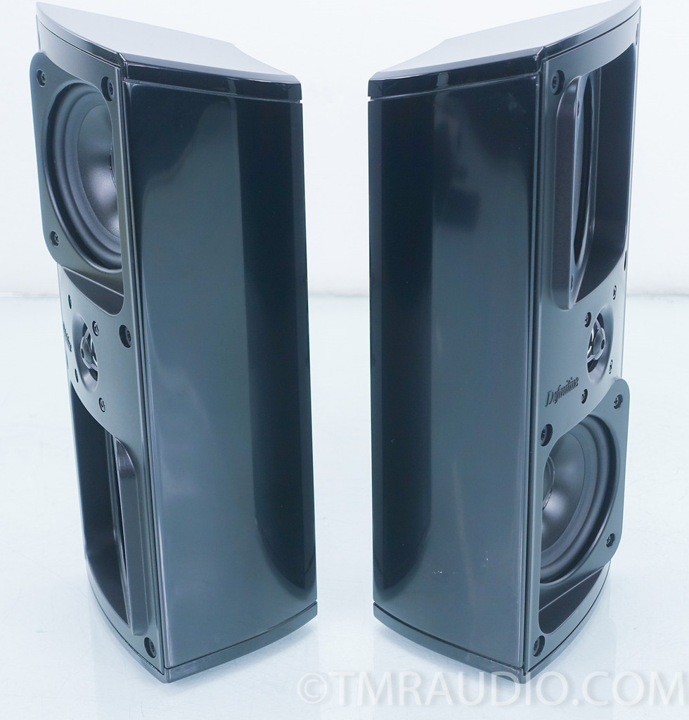 Definitive Technology Mythos Gem Xl Speakers; Pair - Music Room