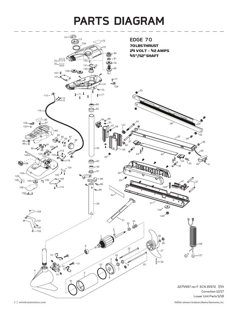 Minn Kota 36 Volt Trolling Motor Wiring Diagram