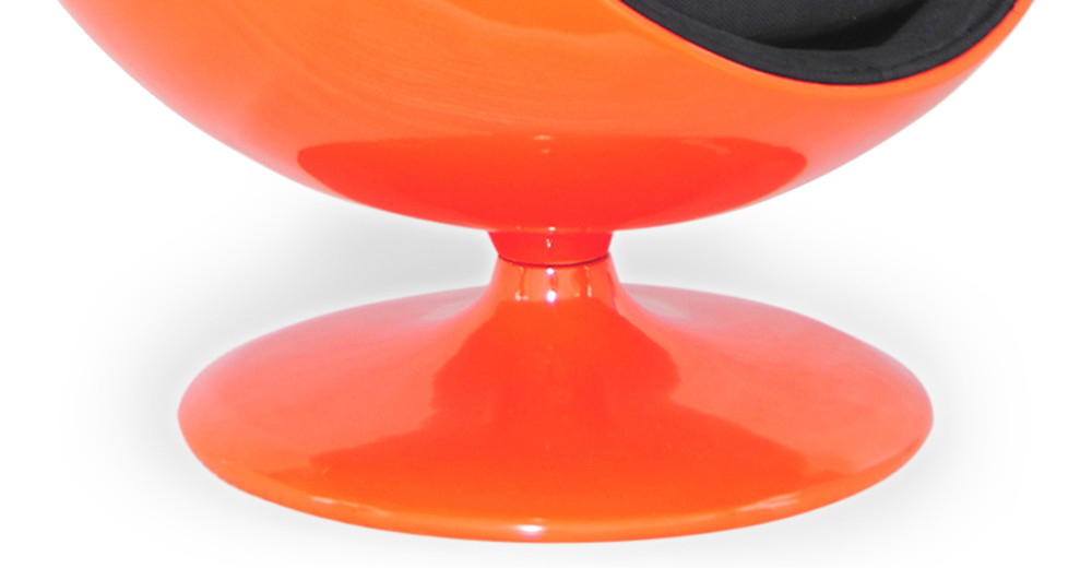 Ball Chair OrangeBlack  Kardiel