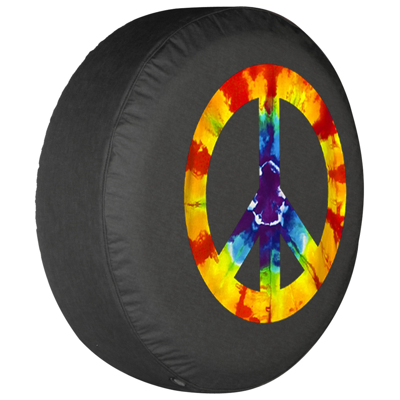 Wildlife Series Bald Eagle Tire Covers Boomerang - Sizes Custom Fit Vehicle