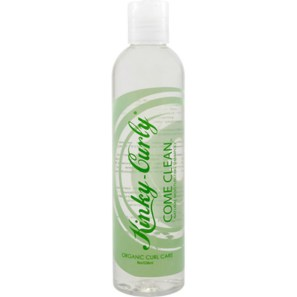 Image result for kinky curly come clean shampoo