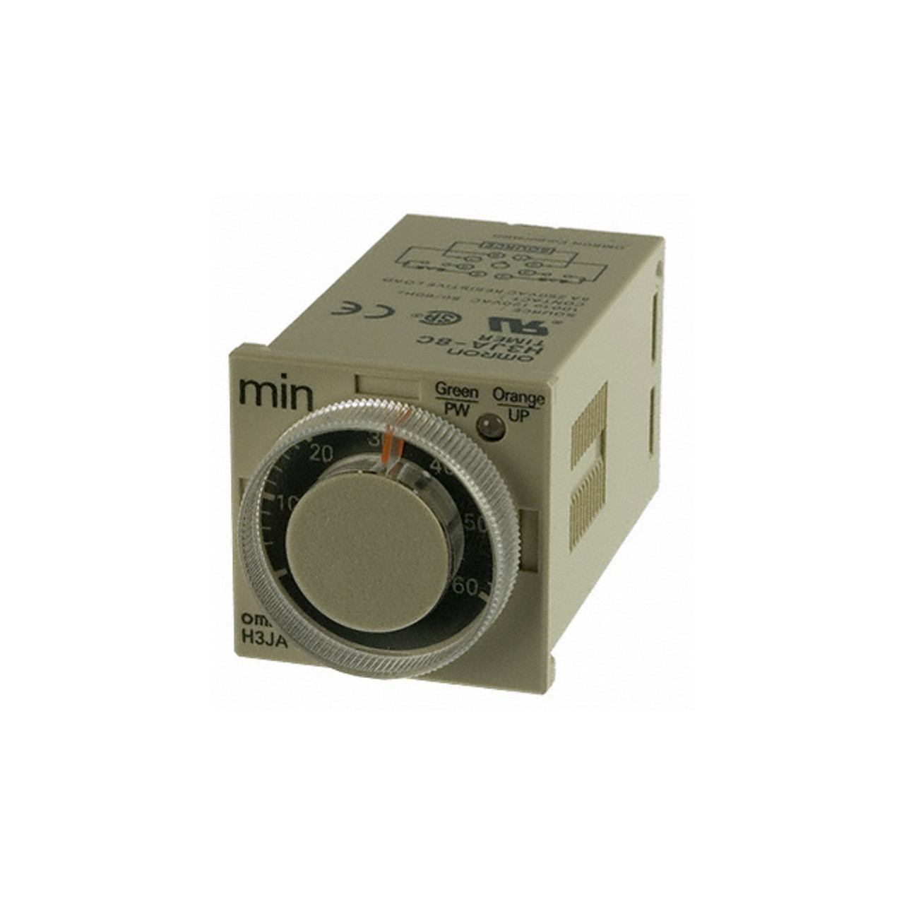 Omron Solid State Timer - Tremtech Electrical Systems