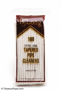 BJLong 100 Extra Long Tapered Pipe Cleaners | Tobacco Pipe