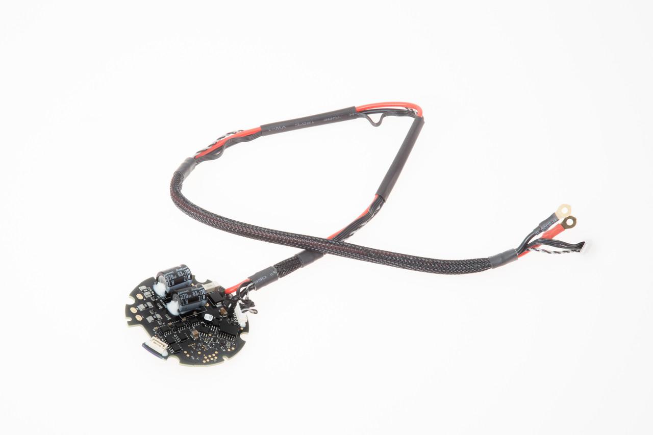 medium resolution of matrice 600 esc board aircraft arm wire harness