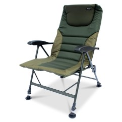Fishing Chair With Arms Cedar Adirondack Abode Airlite Alloy Padded Easy Arm Carp