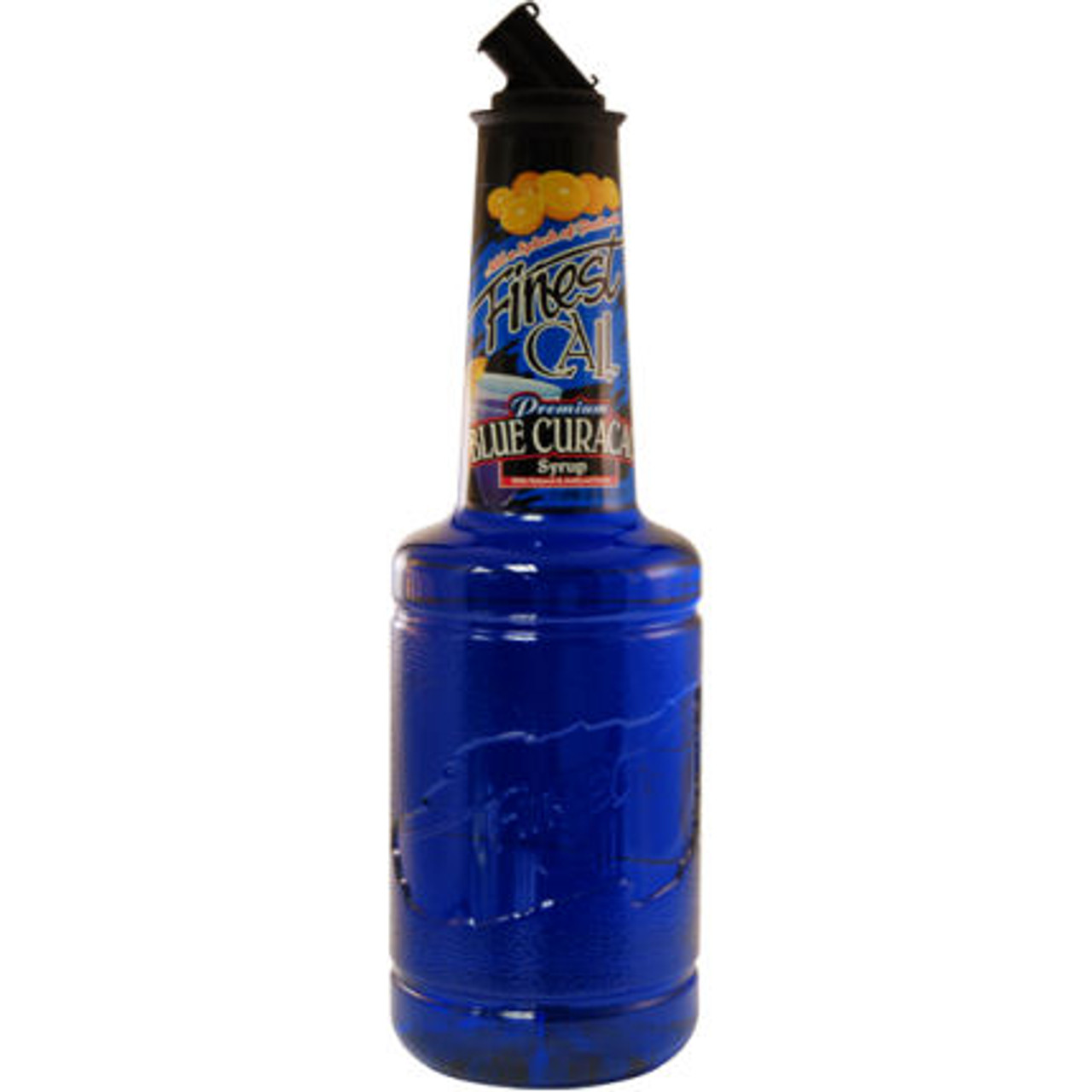 Finest Call Blue Curacao 1L - FineWineHouse