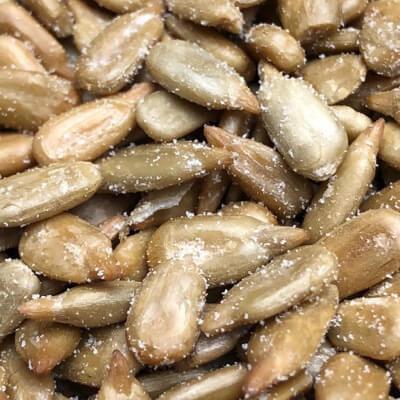 Sunflower Seeds No Shell Kernels Salted Sold per LB