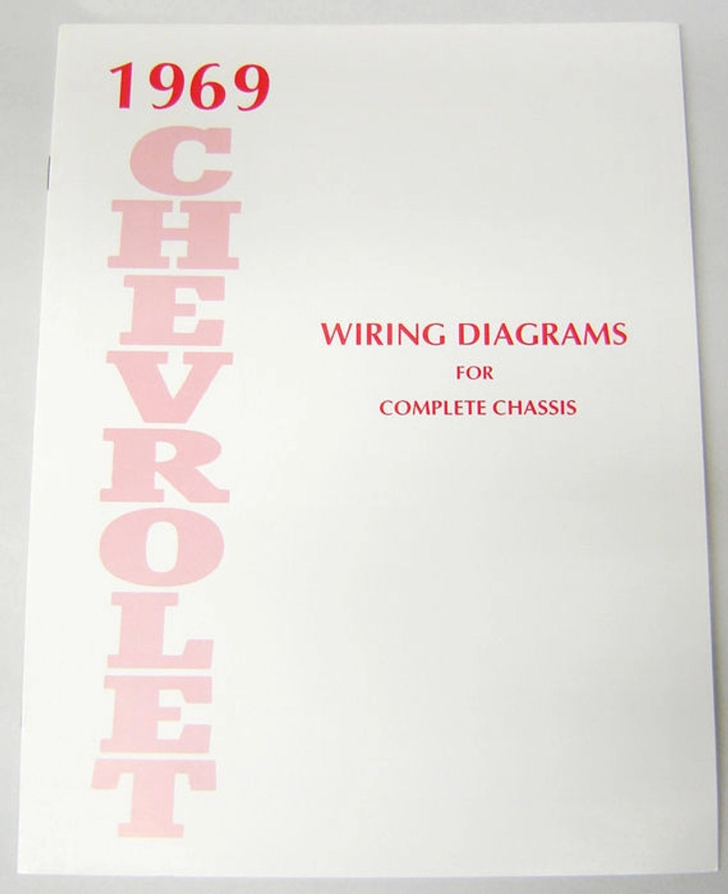 small resolution of 69 1969 chevelle el camino electrical wiring diagram manual