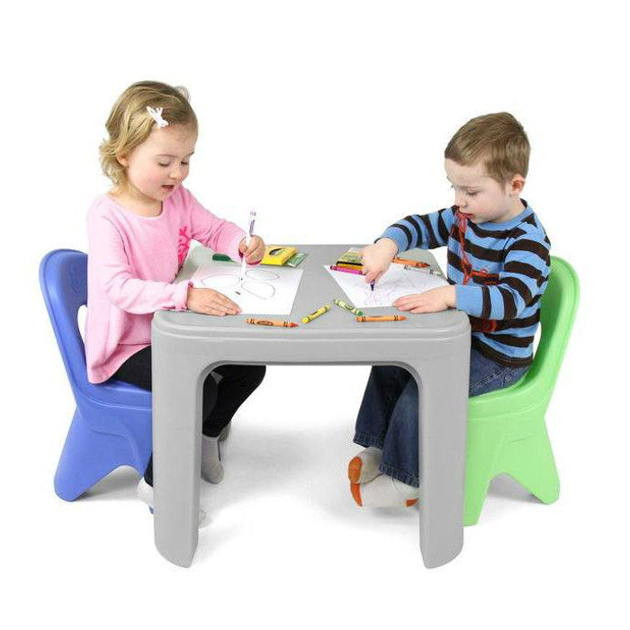 Play Around Table  Chair Set  Kids Table and Chairs