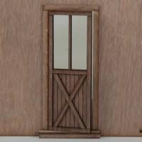Crossbuck Door Design & Cross Buck Design Dutch Door Set ...