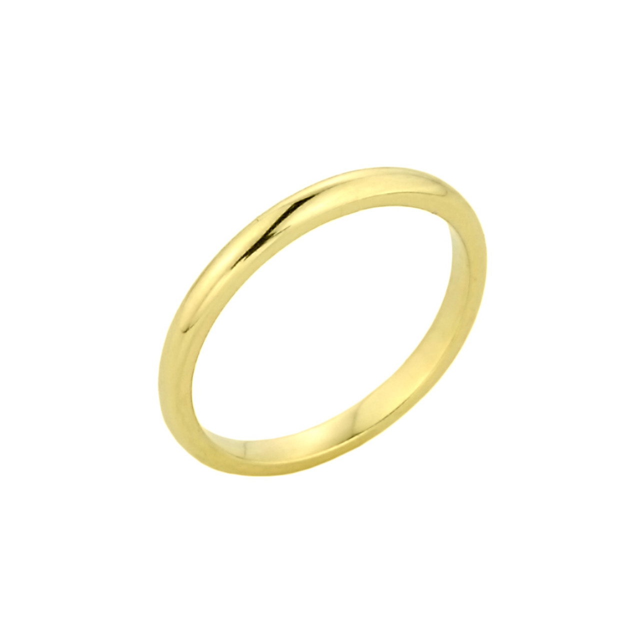 Gold Knuckle Ring