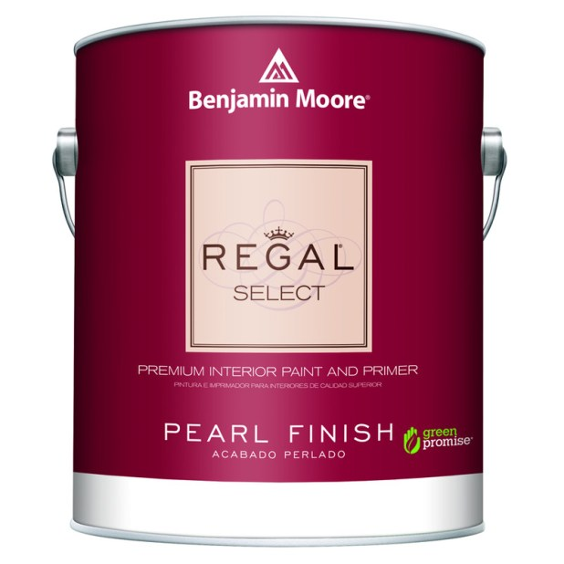 Benjamin moore regal premium interior paint for Southern paint supply