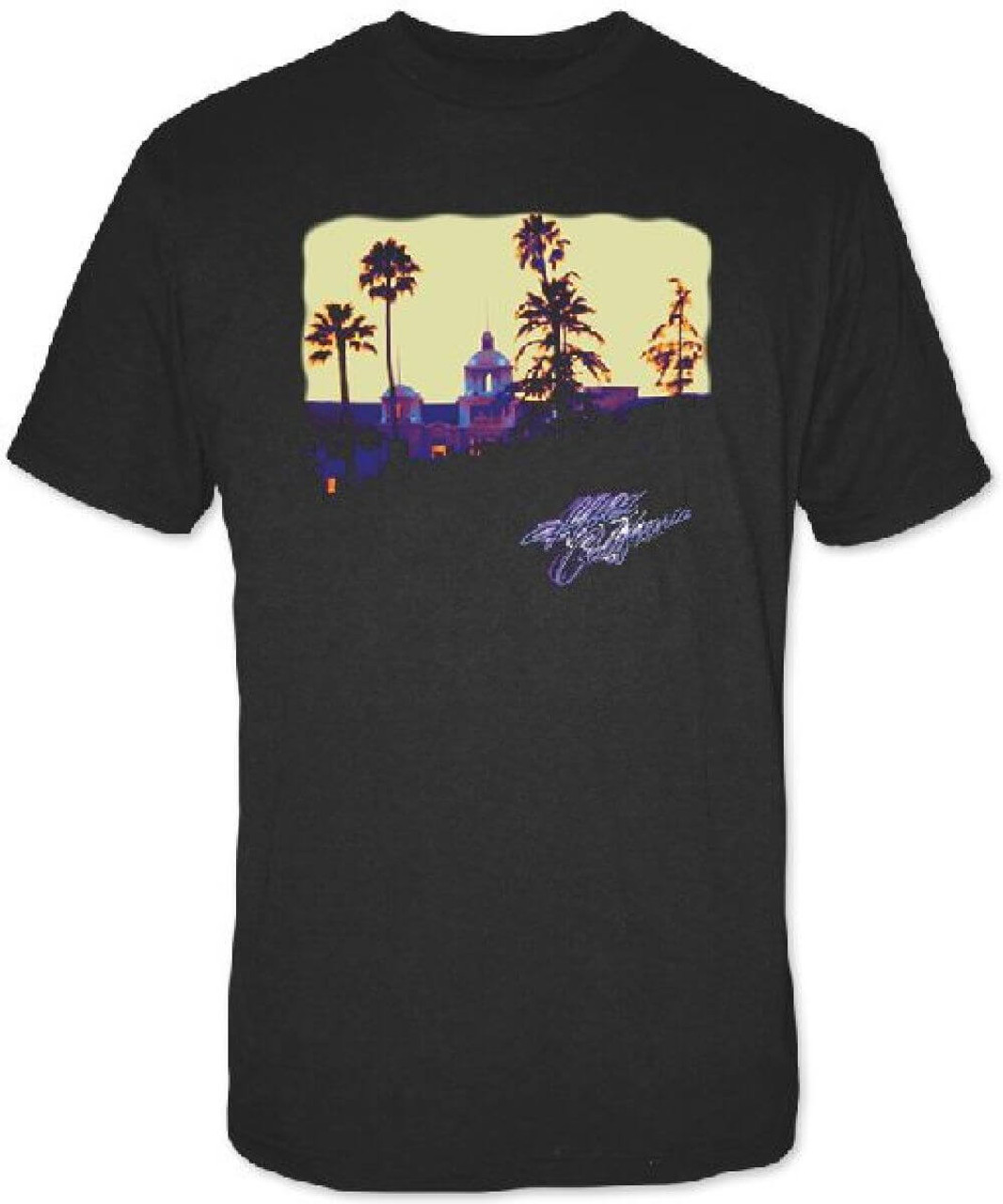 Eagles Band Hotel California Shirt