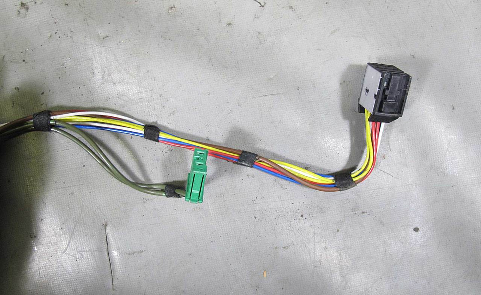 Wiring Diagram Bmw E65