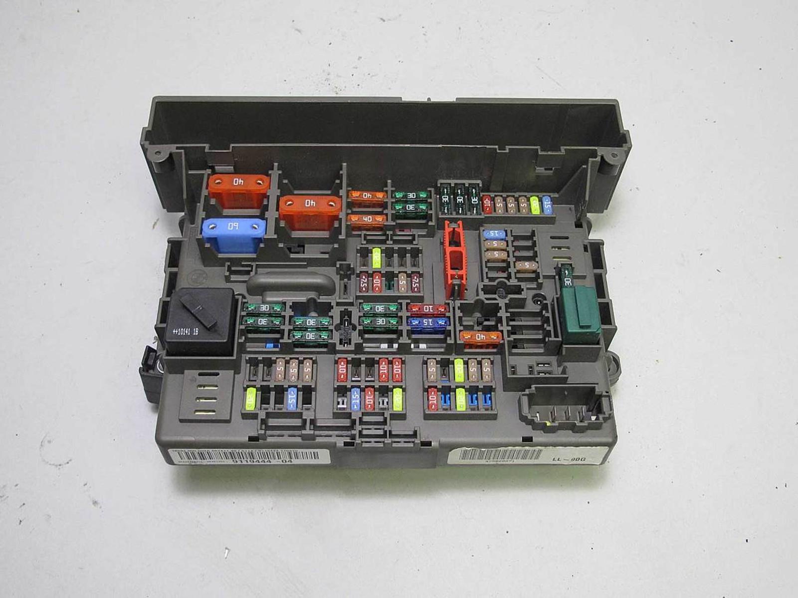 Bmw E88 Fuse Box Diagram