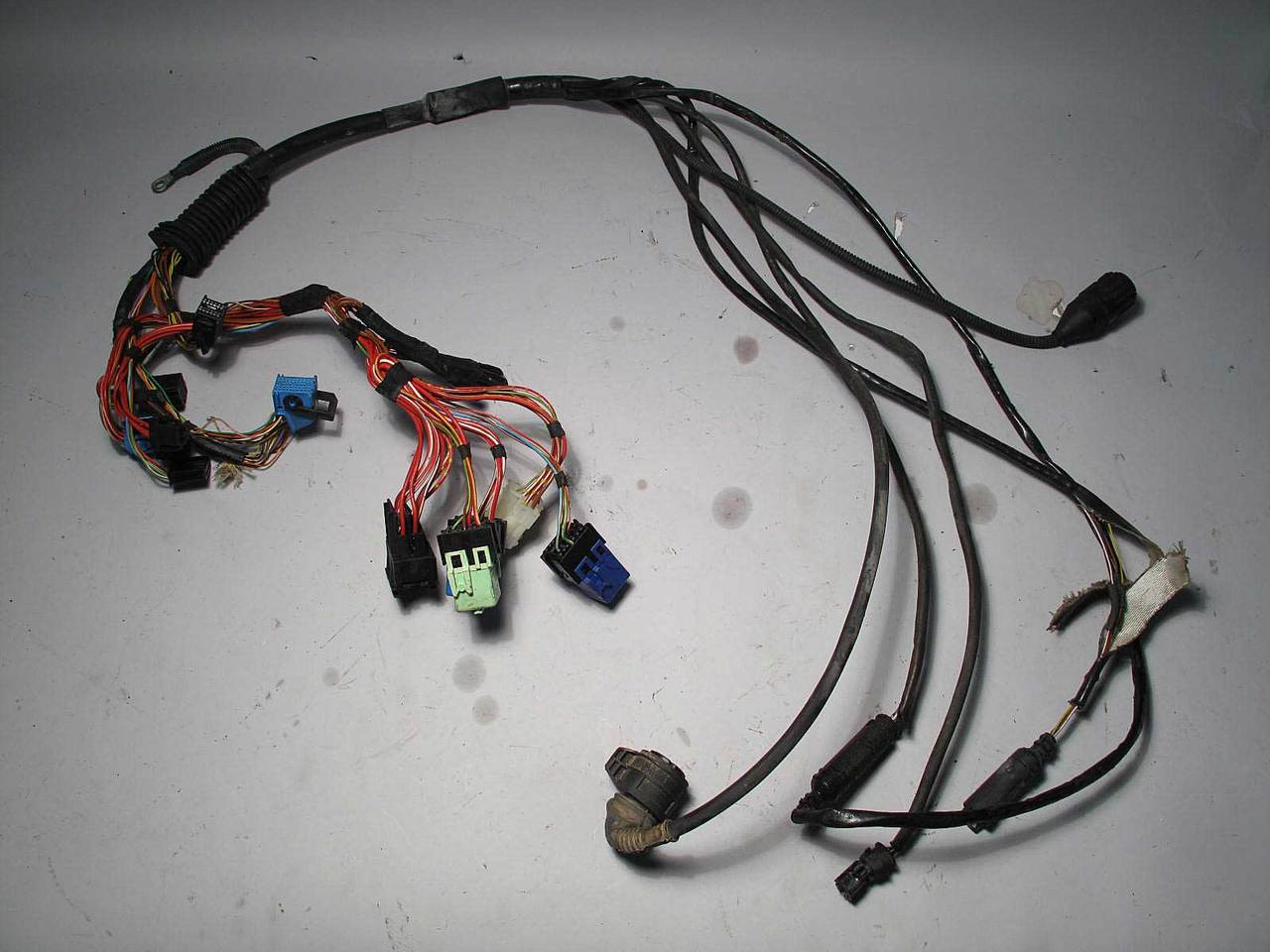 small resolution of bmw e46 3 series m54 automatic transmission wiring harness 2001 2002 bmw