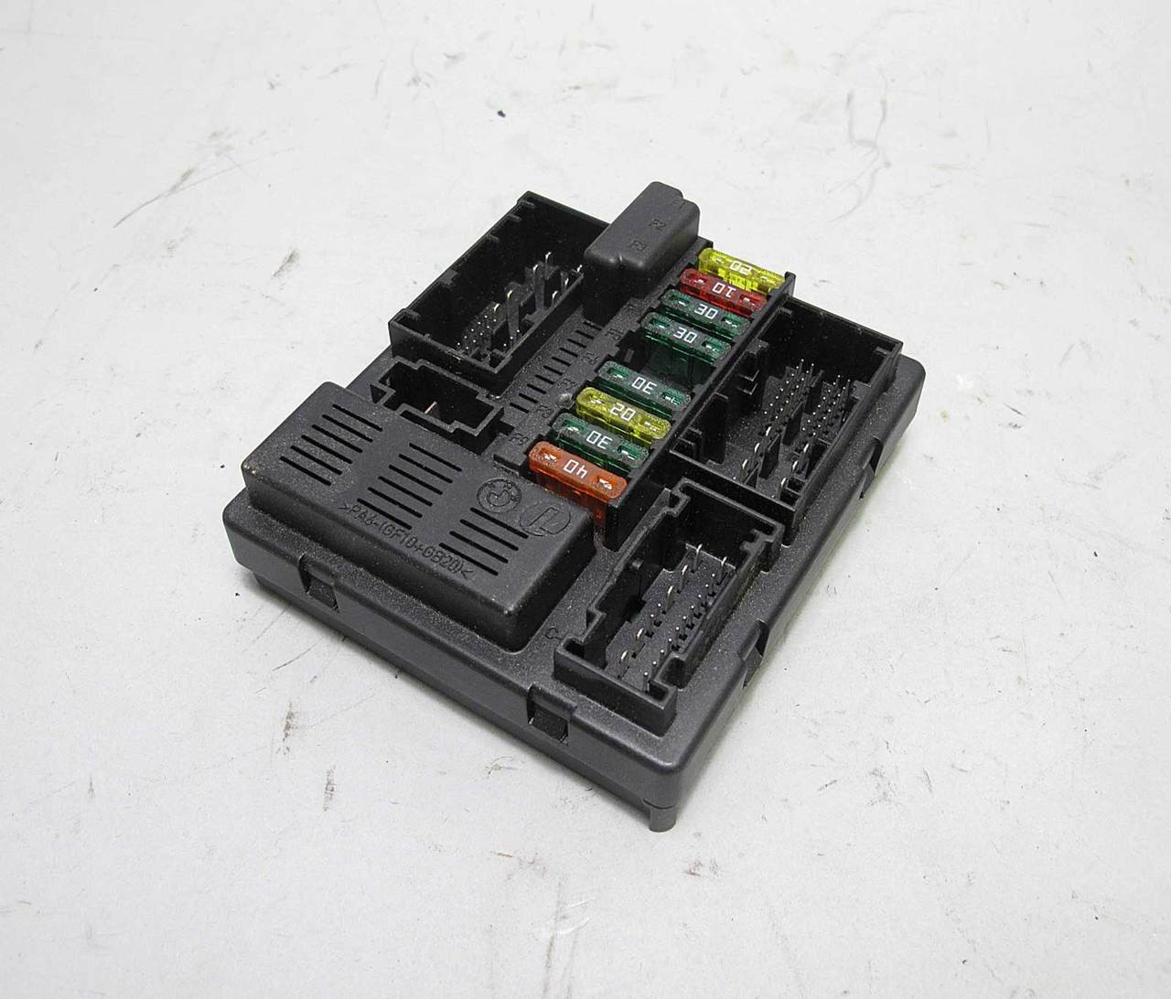 hight resolution of bmw z4 x3 3 0i under hood fuse box electrical distribution module rh prussianmotors com