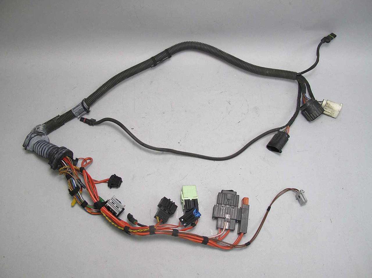small resolution of bmw e60 m5 e63 m6 smg sequential manual transmission wiring harness bmw