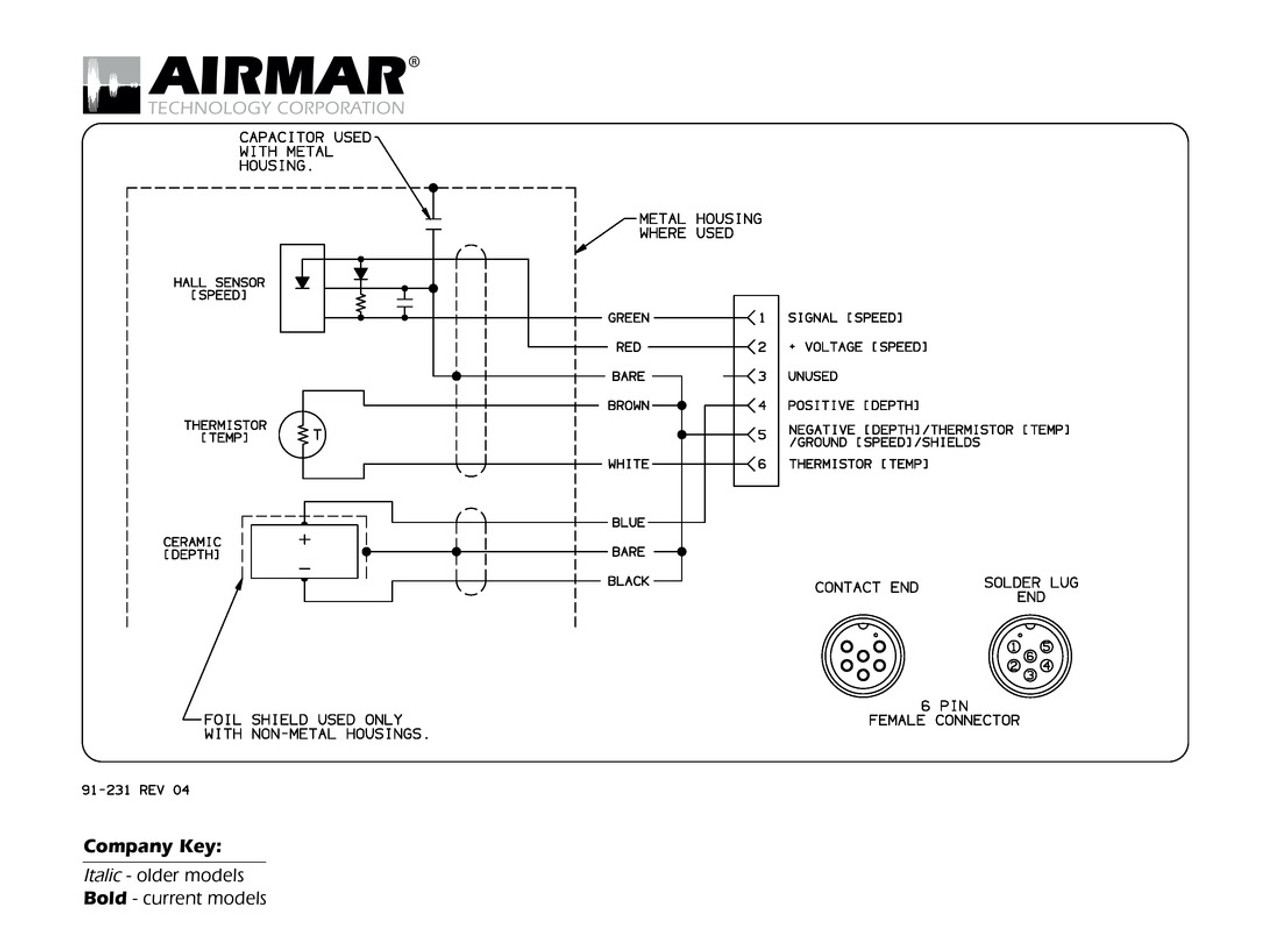 hight resolution of airmar wiring diagram garmin 6 pin s d t blue bottle marine rh bluebottlemarine com