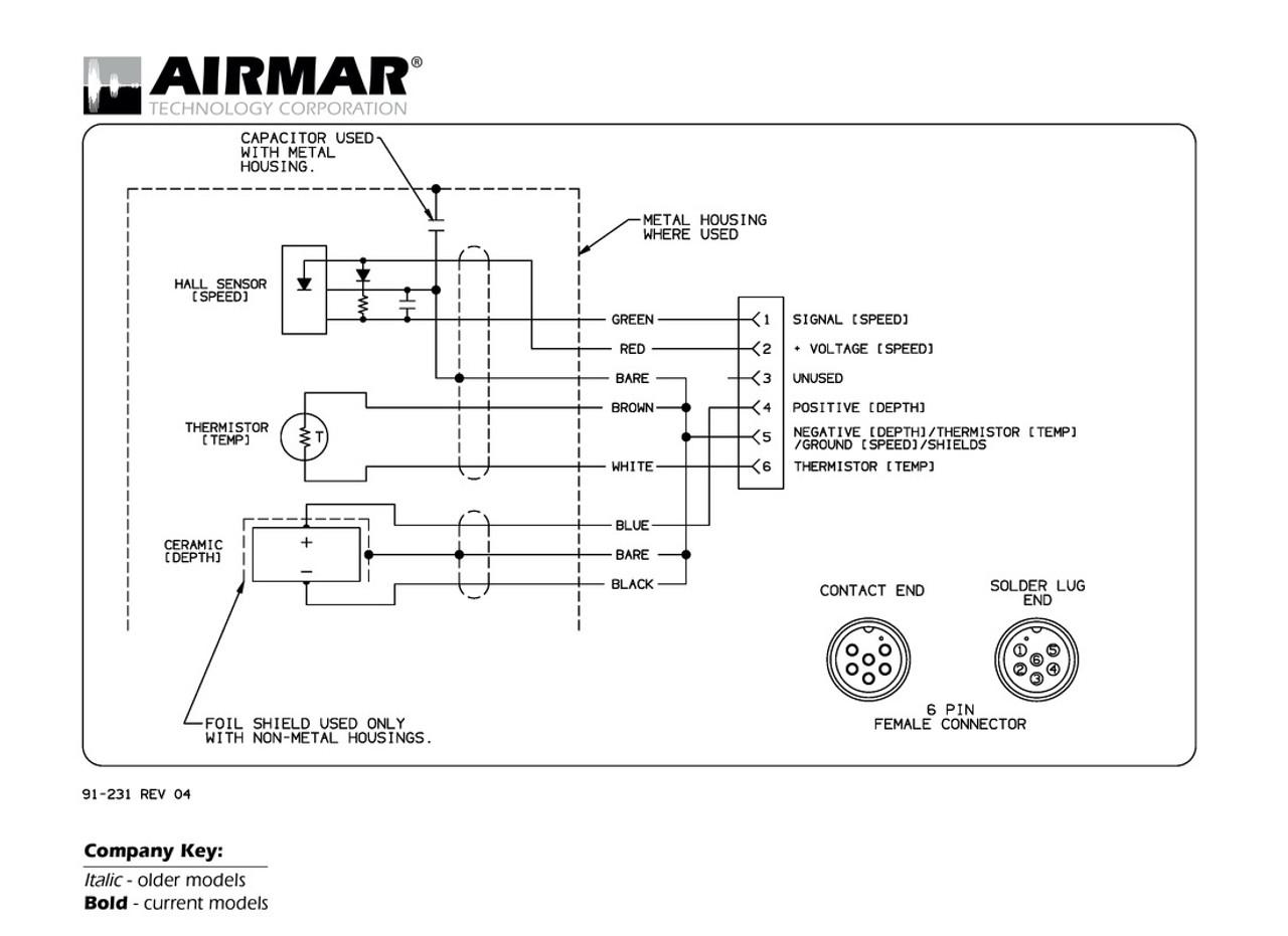 hight resolution of airmar wiring diagram garmin 6 pin s d t blue bottle marine rh bluebottlemarine com