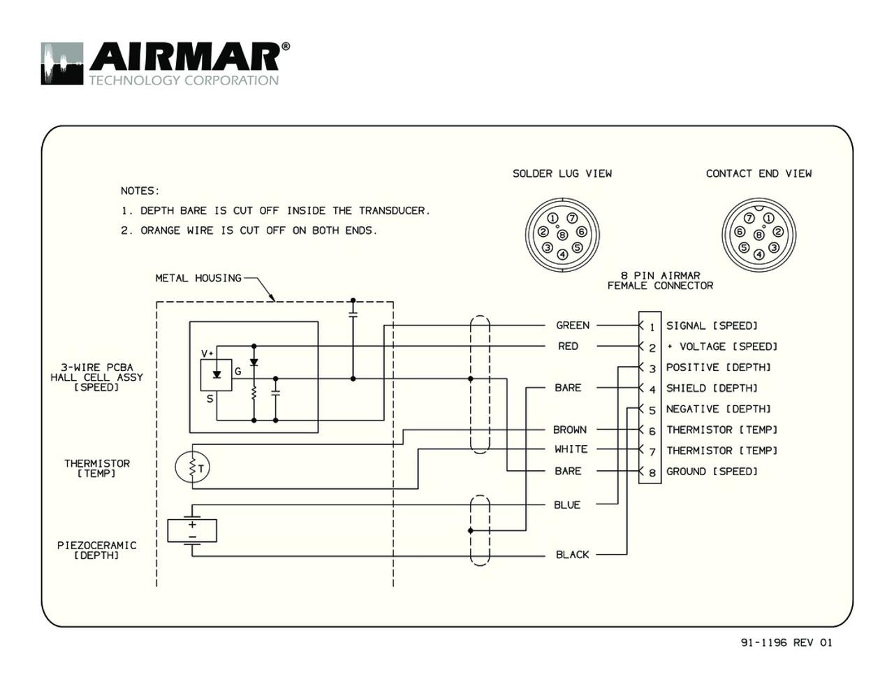 medium resolution of airmar wiring diagram sitex 8 pin blue bottle marine 8 pin relay diagram 8 pin connector wiring diagram