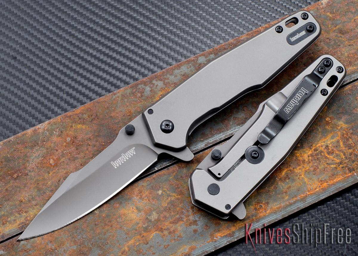 Kershaw Knives 1557ti Ferrite Ship Free