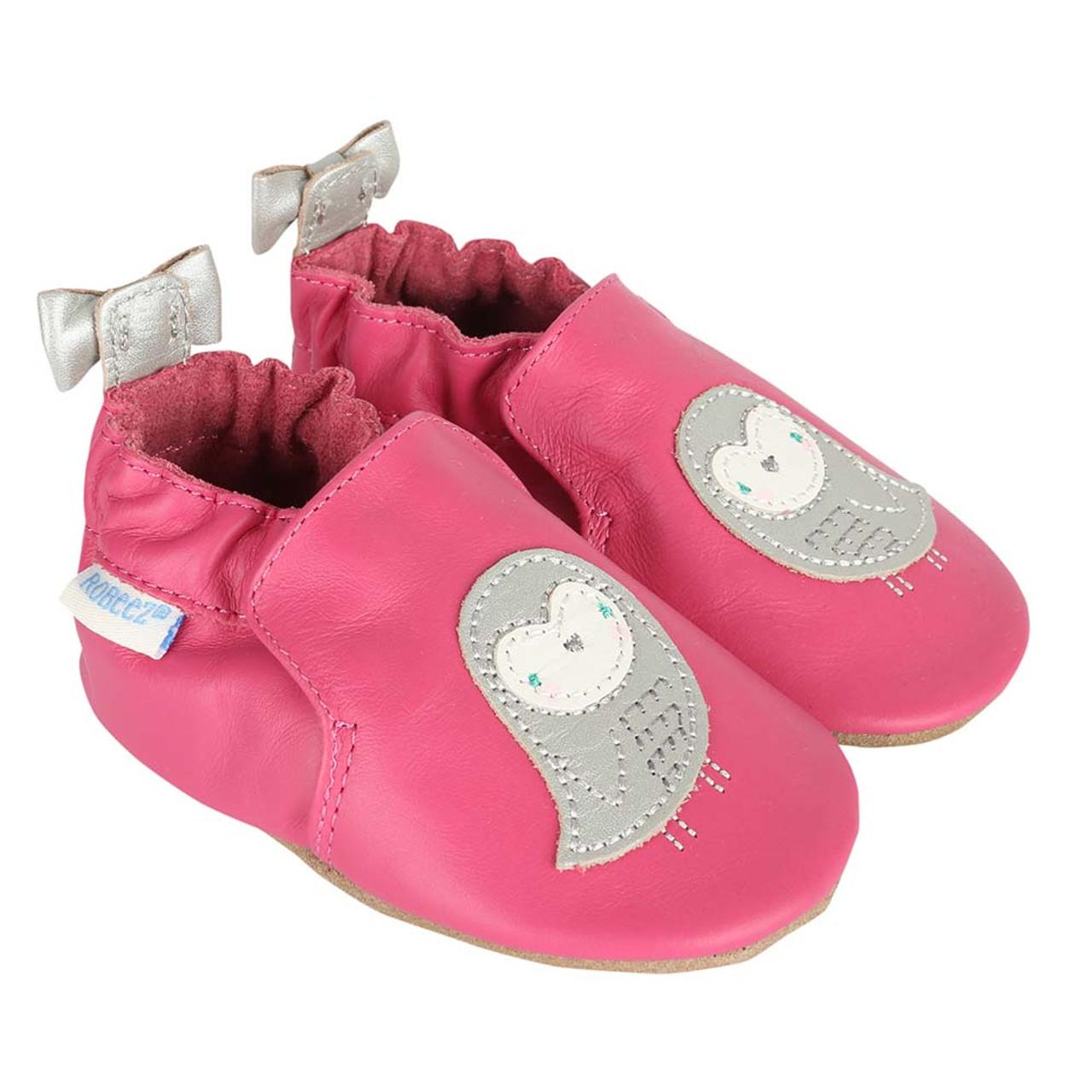 Baby Shoes, Bird Buddies Soft Soles: Girls, 0