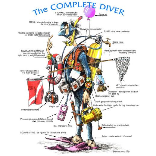 scuba gear diagram 2001 mitsubishi galant headlight wiring top 10 reasons santa should bring me dive this year the
