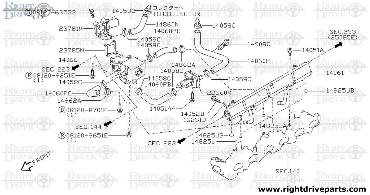 nissan gtr engine diagram [ 1280 x 676 Pixel ]