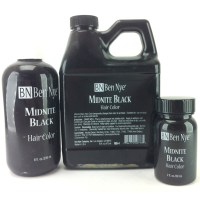 "Ben Nye ""Midnite Black"" Hair Color"
