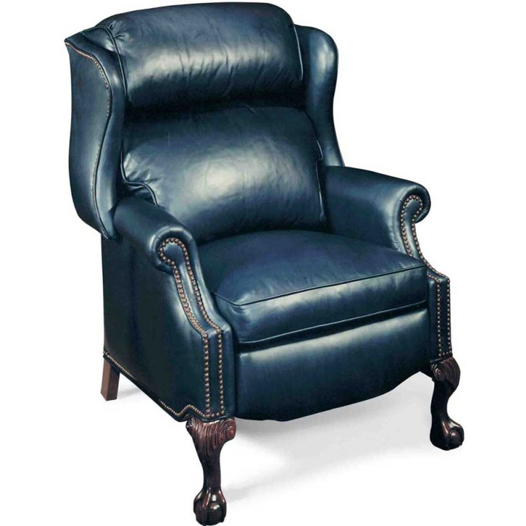 2 seat reclining sofa cover how to remove mildew from fabric bradington-young leather ball claw recliner 4115