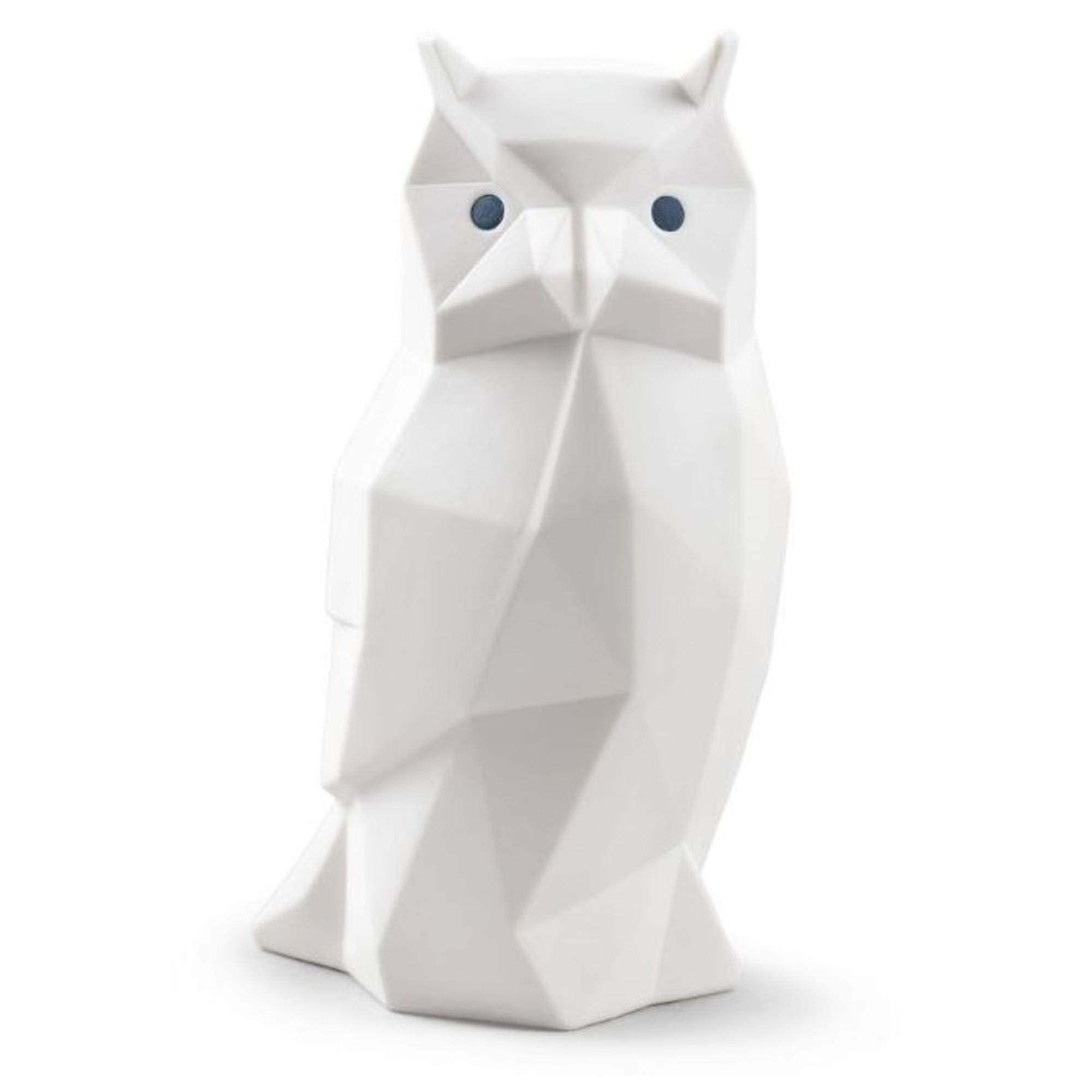 Origami Owl White Owl Vase
