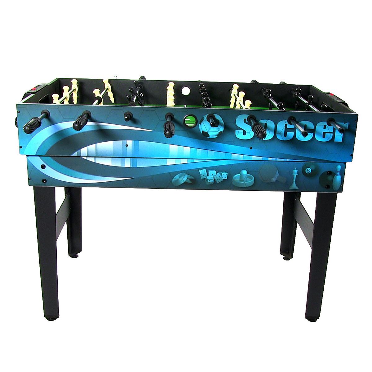 Sunnydaze Decor 10-in-1 Multi-game Table 40
