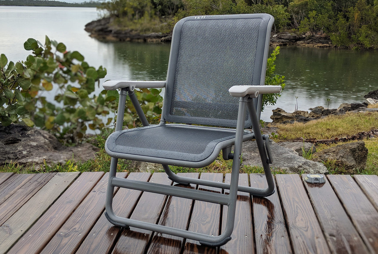 yeti chair accessories ebay poang covers hondo base camp alltackle