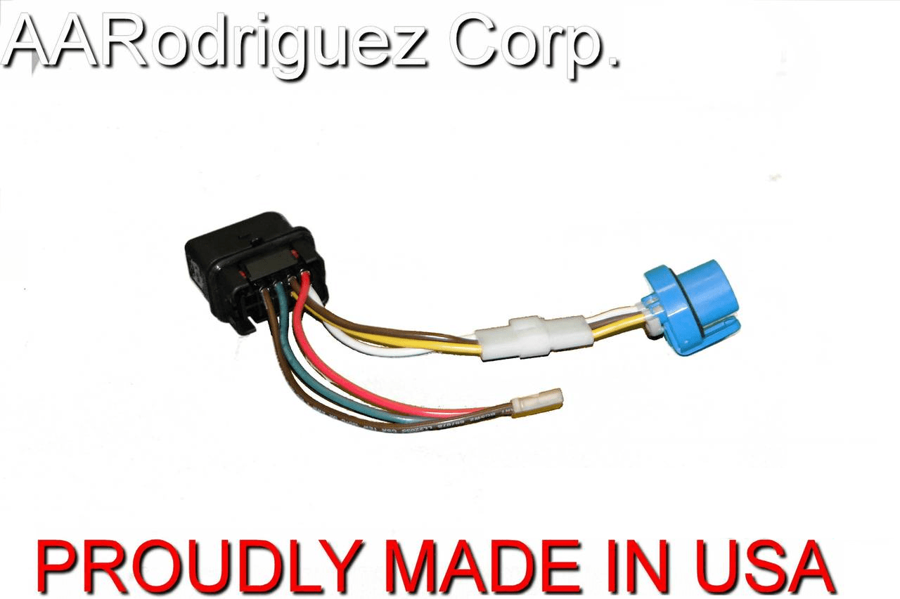 hight resolution of brand new complete jetta headlight wiring harness 1999 5 2005 vw mk4 genuine oe parts