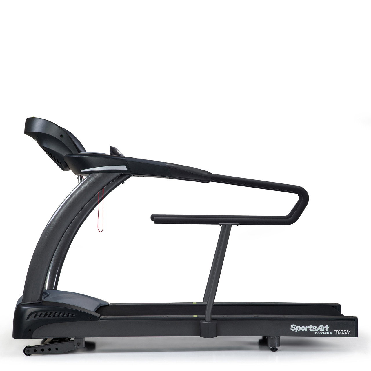 Sportsart T615 Treadmill Withmedical Handrails - Exertools