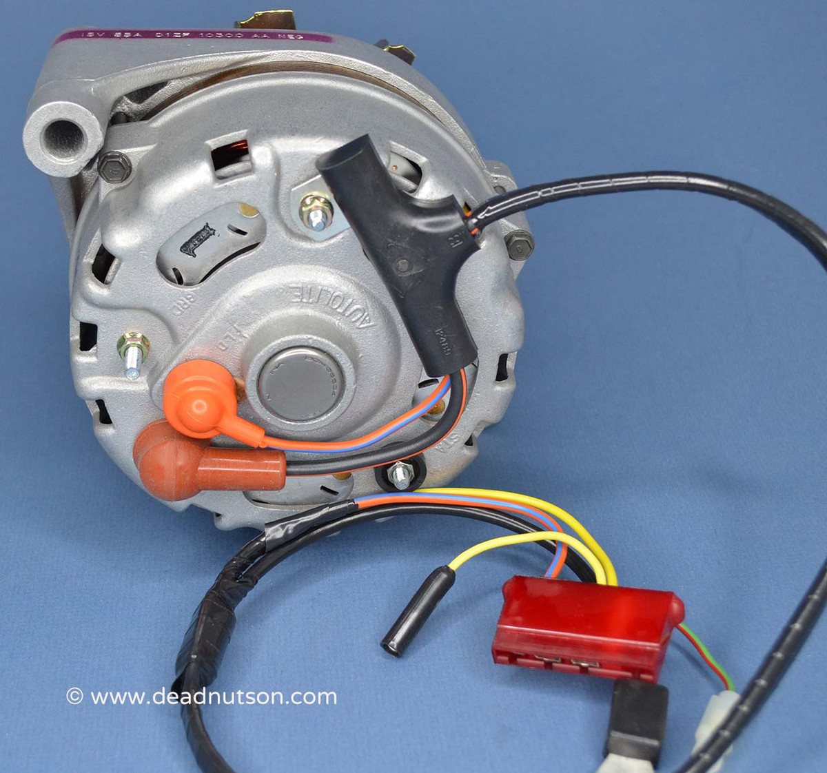 medium resolution of wiring harness installed wiring diagram used 1971 alternator wire harness with gauge package dead