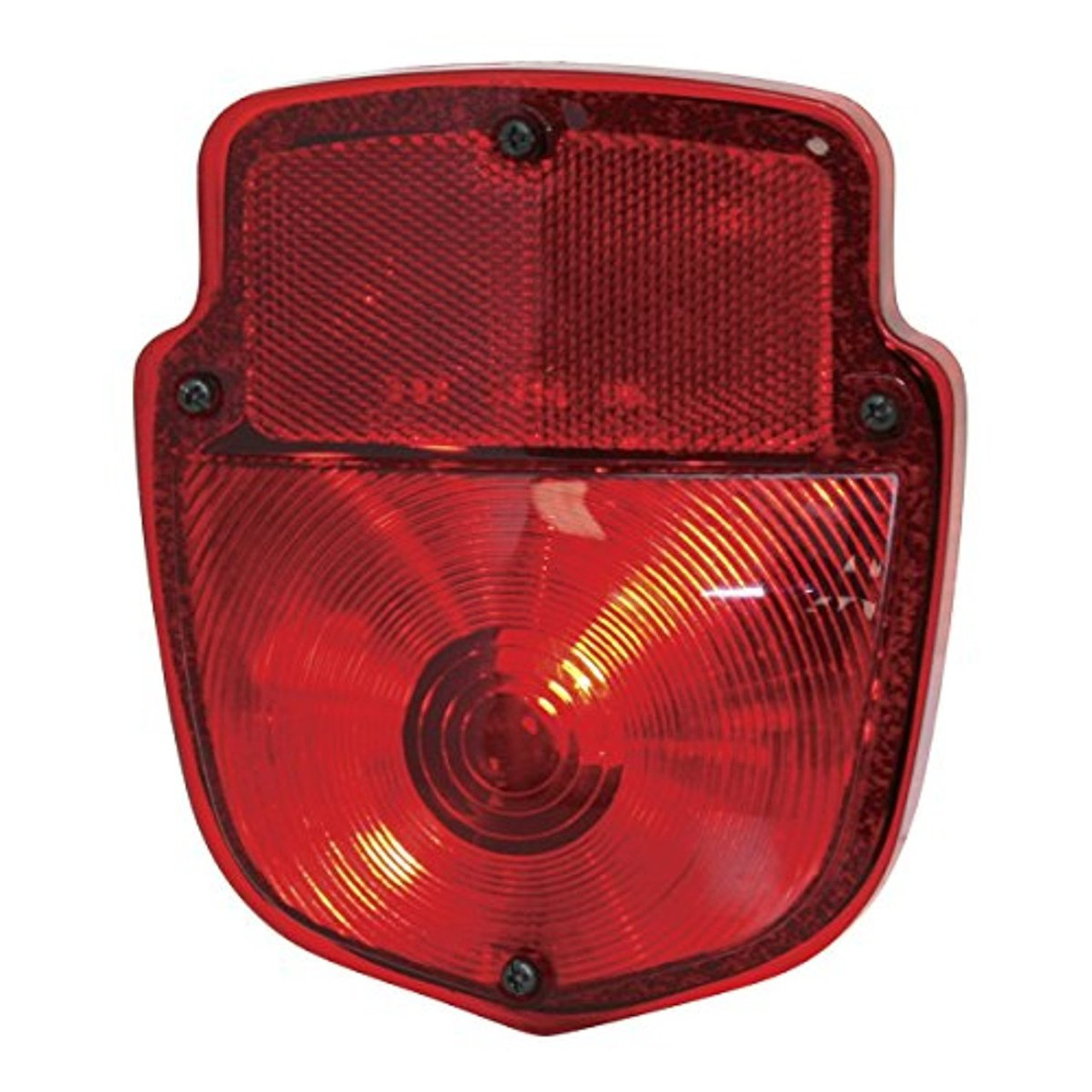 hight resolution of kns accessories ka0300 1953 56 ford truck black housing tail light l h