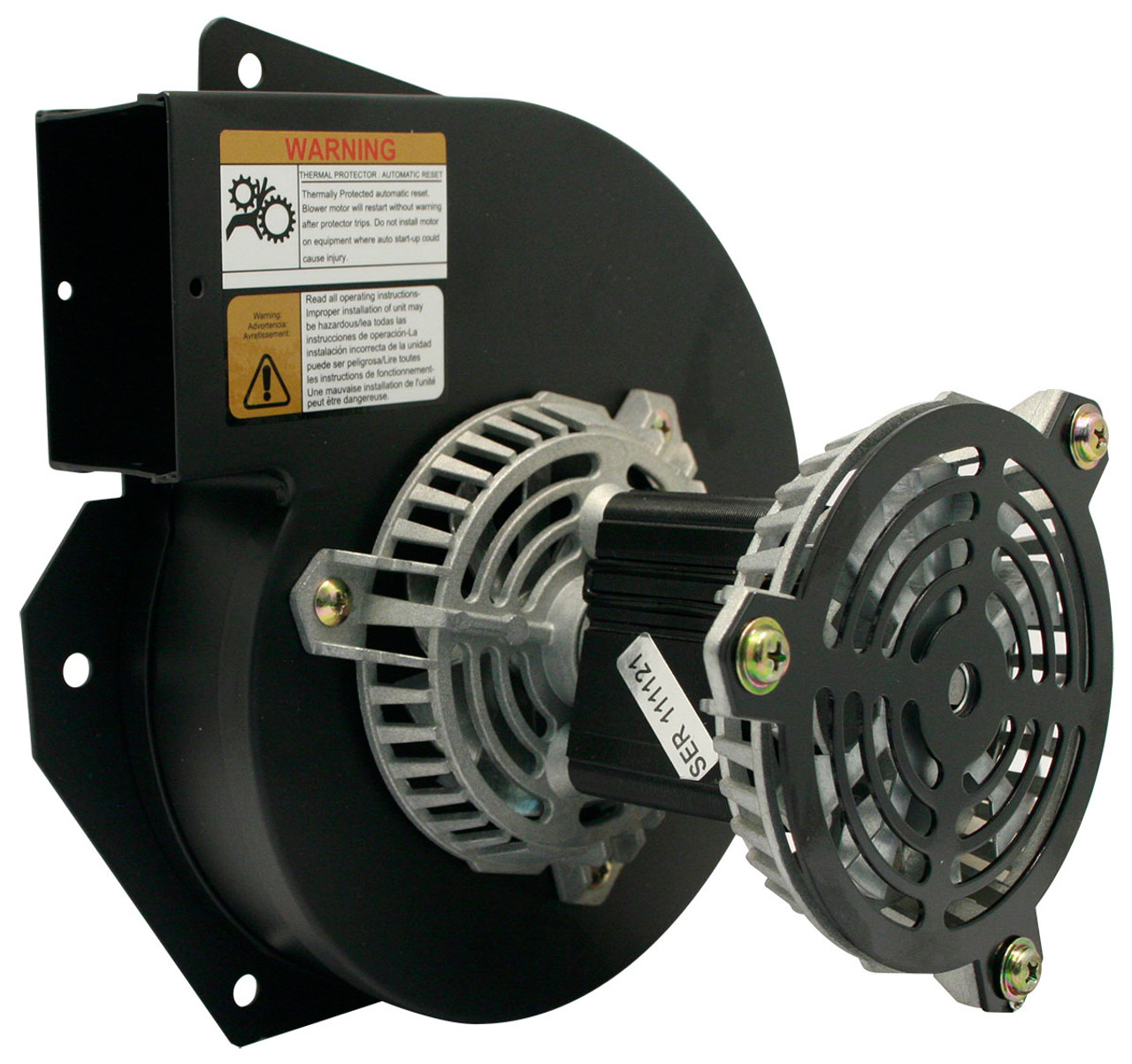 trane furnace draft inducer blower 7002 2558 d330787p01 blw473 rotom fb rfb337 [ 1200 x 1128 Pixel ]