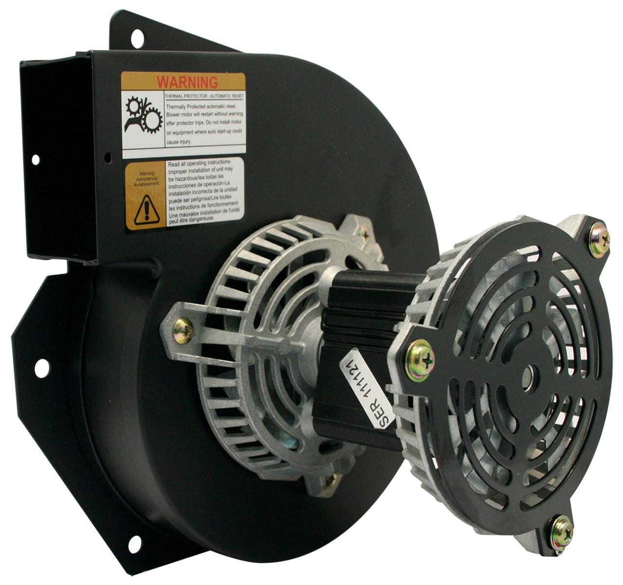 medium resolution of trane furnace draft inducer blower 7002 2558 d330787p01 blw473 rotom fb rfb337