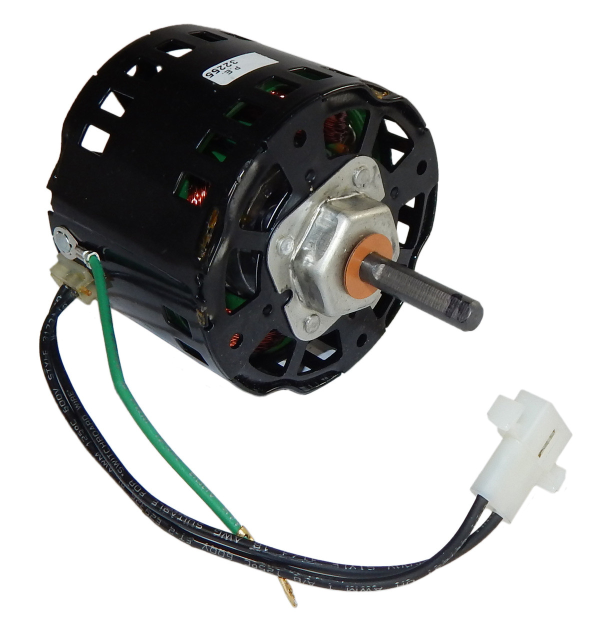 small resolution of broan 360 replacement fan motor 97008583 1200 rpm 7 amps 120 volts rh electricmotorwarehouse com
