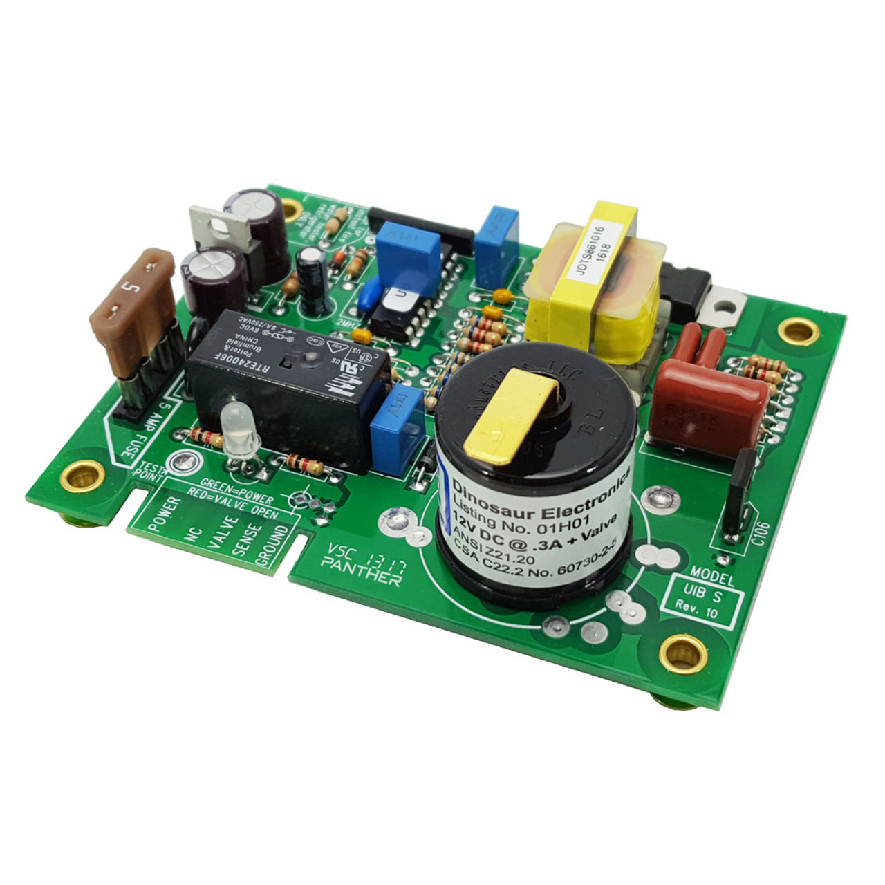 medium resolution of uib s universal replacement ignitor control board small