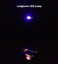 Shortwave UV Lamp for Minerals | 254nm
