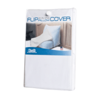 Pillow Case for Flip Pillow in Standard, Queen or King Sizes
