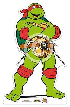 Raphael Teenage Mutant Ninja Turtles Face Mask SSF0011