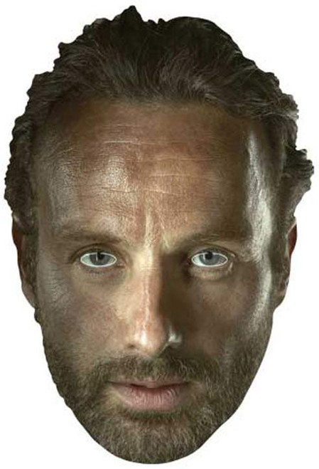 Rick Grimes Andrew Lincoln The Walking Dead Party Face